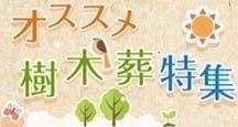 樹木葬特集関西版