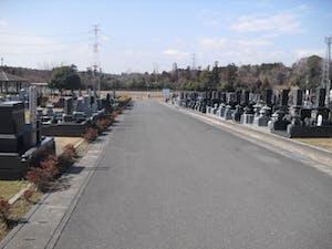 東海村公園墓地 須和間霊園の画像