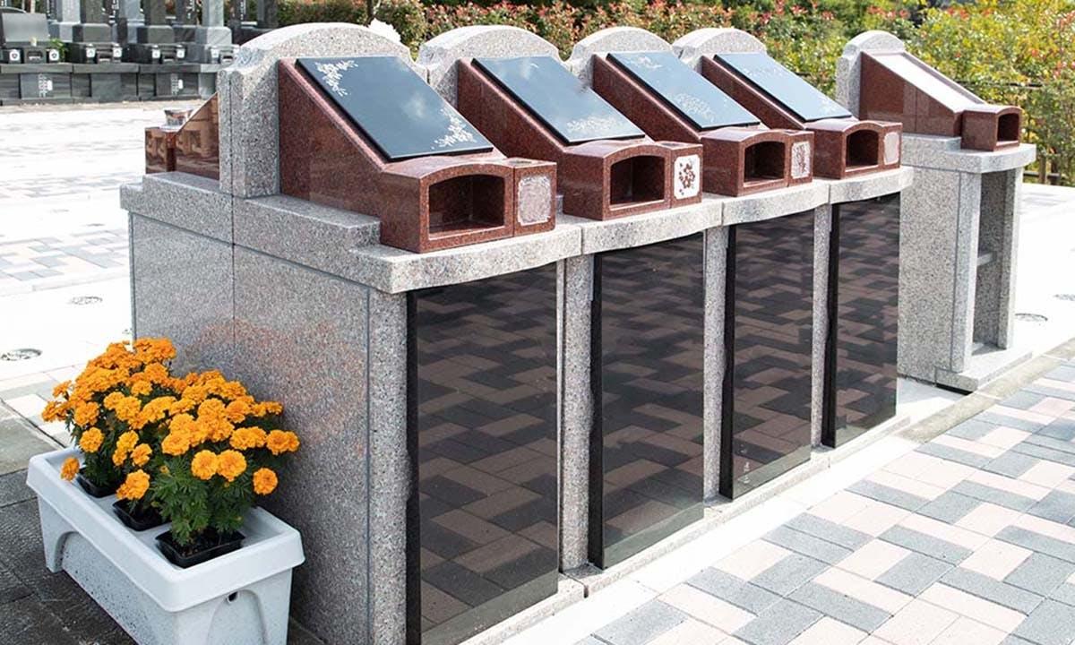 浦和霊園 樹木葬・一般墓