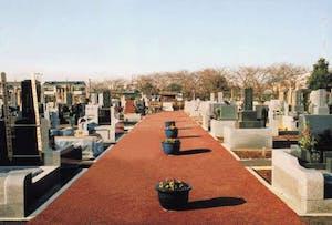 西浦和霊園の画像