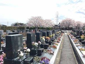 岩槻北陵霊園の画像
