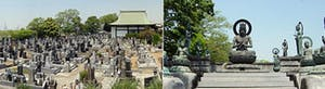 定勝寺墓苑の画像