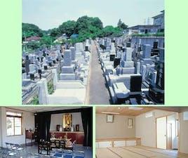 東西寺墓苑の画像