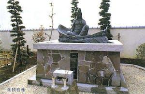 松源寺墓地の画像
