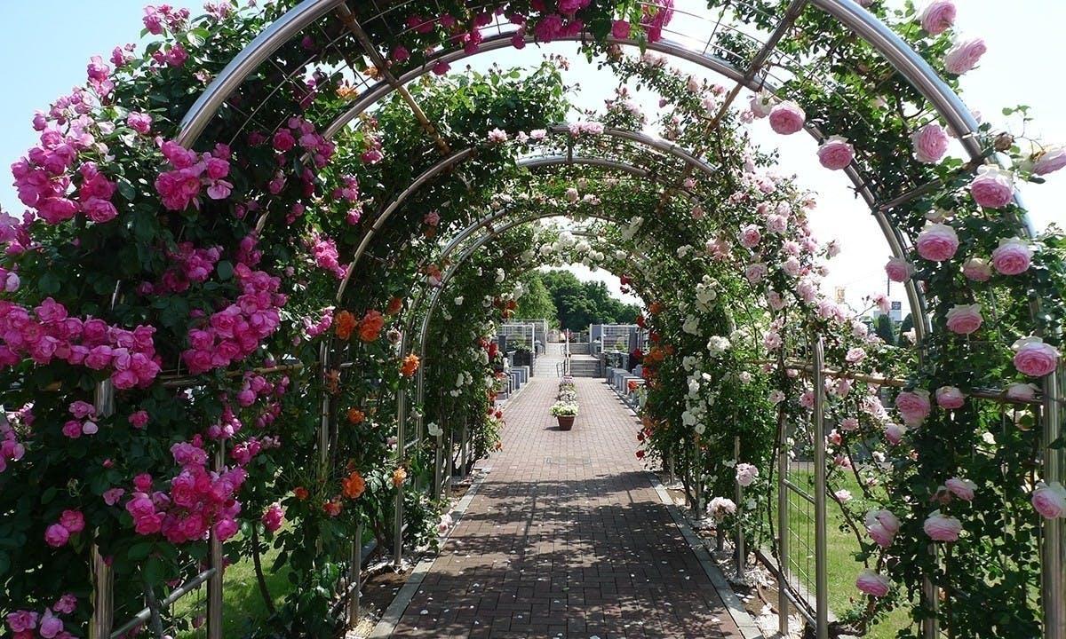 新埼玉霊園(杉戸町)