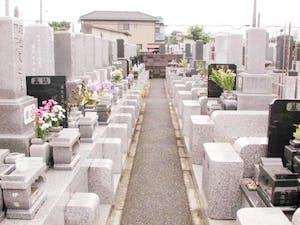 北坂戸霊園の画像