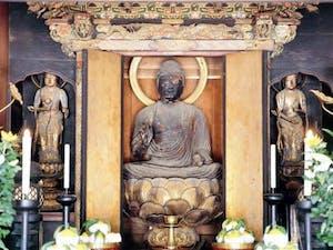 三福寺墓苑の画像