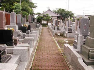 龍福寺墓苑の画像