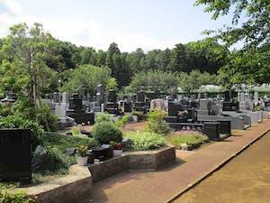 ガーデンニュータウン霊園の画像