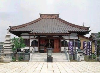 安福寺墓苑