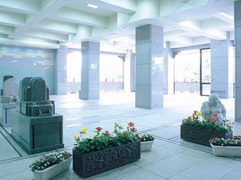 小豆沢墓苑