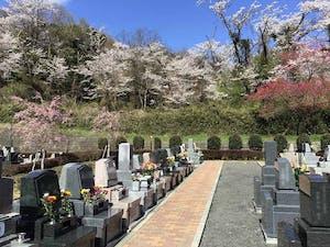 武蔵岡霊園の画像