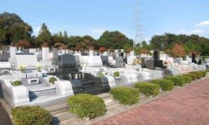 東京多摩霊園の画像