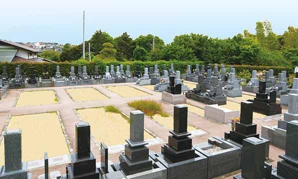 長善寺 さぎ沼墓苑