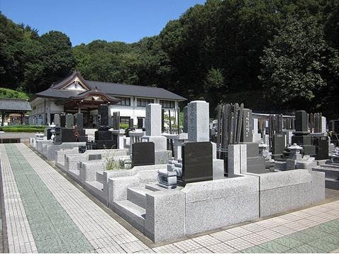 城山湖霊園