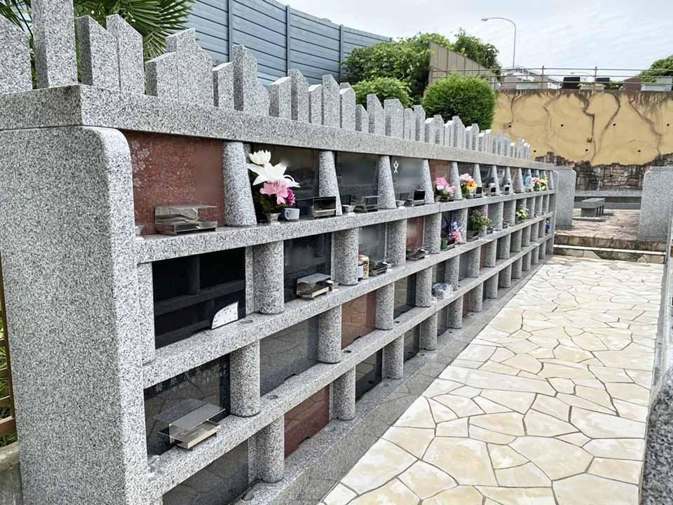 メモリアルパーク南横浜 永代供養墓