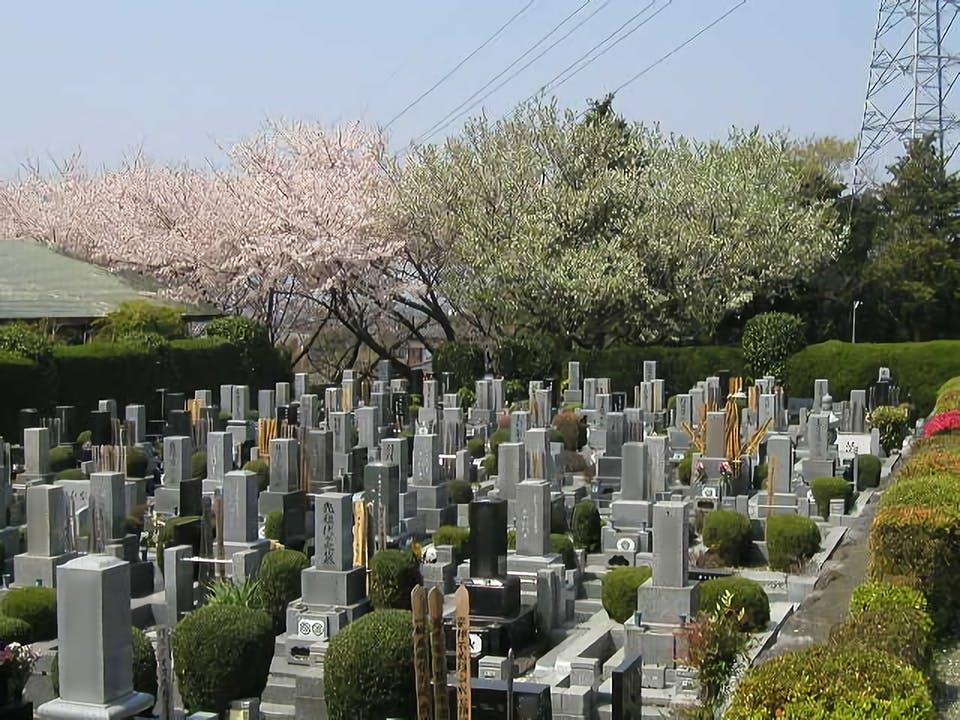 茅ヶ崎公園墓地