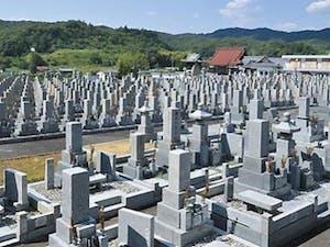 正林寺緑地霊園の画像