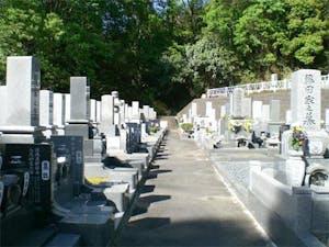 常徳寺泊山墓苑の画像
