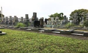 最勝寺墓苑の画像