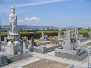正念寺千日新墓地の画像