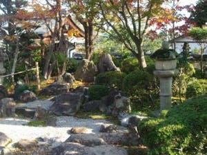 洞雲寺墓苑の画像