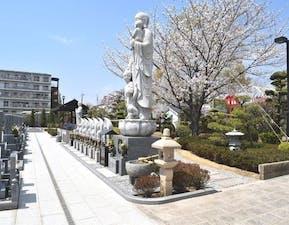 八尾普泉寺霊園の画像