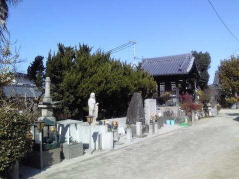 禅寂寺霊園