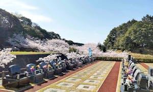 百合ヶ丘霊園の画像