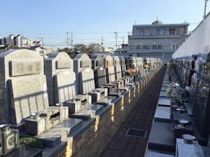 横浜中央霊園の画像