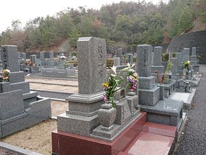 丸子山墓苑の画像