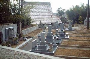 妙徳寺墓地の画像
