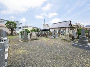 妙玄寺墓地の画像