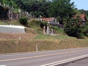 泉光寺墓地の画像