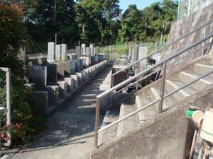 鎌倉七里ヶ浜霊園の画像