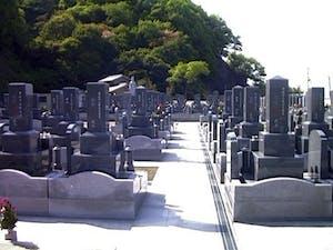 野崎霊園の画像