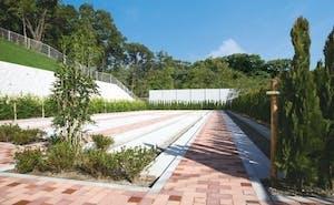 藤沢城南霊園の画像