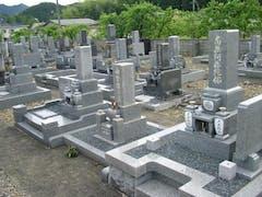 金證寺墓苑の画像