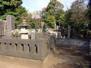 藤沢霊園の画像
