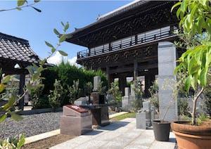 新善光寺   滋賀メモリアルパークの画像