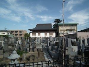 地蔵院墓苑の画像