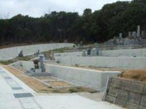 淡路市営 室津墓地の画像