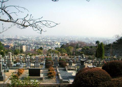 芦屋市営 芦屋市霊園墓地