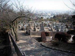 芦屋市営 芦屋市霊園墓地の画像