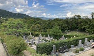 西宮市営 甲山墓園の画像