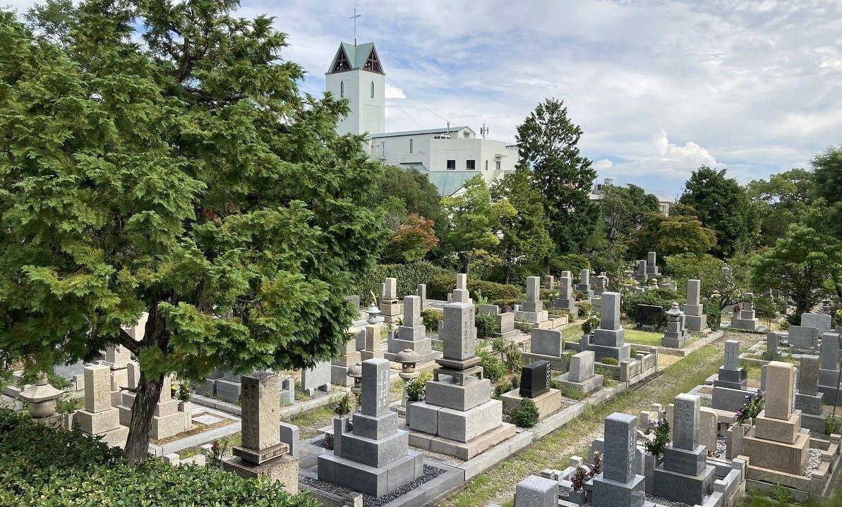 西宮市営 甲山墓園