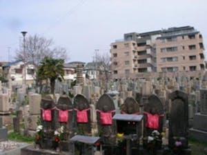 西宮市立 中津墓地の画像
