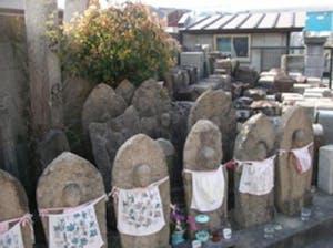 北河原墓地の画像