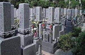宍粟市営 加生墓地の画像