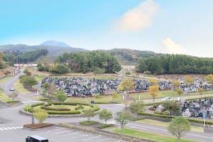 仙台市営 いずみ墓園の画像